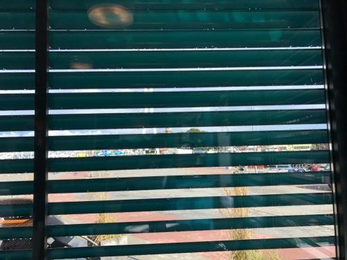 Sztywne lamele z widokiem z wewnątrz